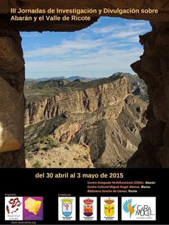 III Jornadas sobre Abarán y el Valle de Ricote