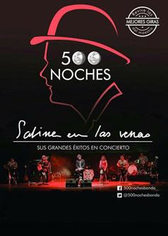 '500 noches, Sabina en las venas'