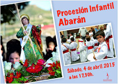 Procesión Infantil 2015