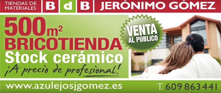 BDB Jerónimo Gómez