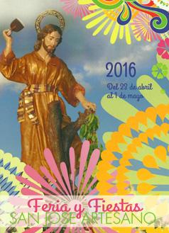 Fiestas en San José Artesano 2016
