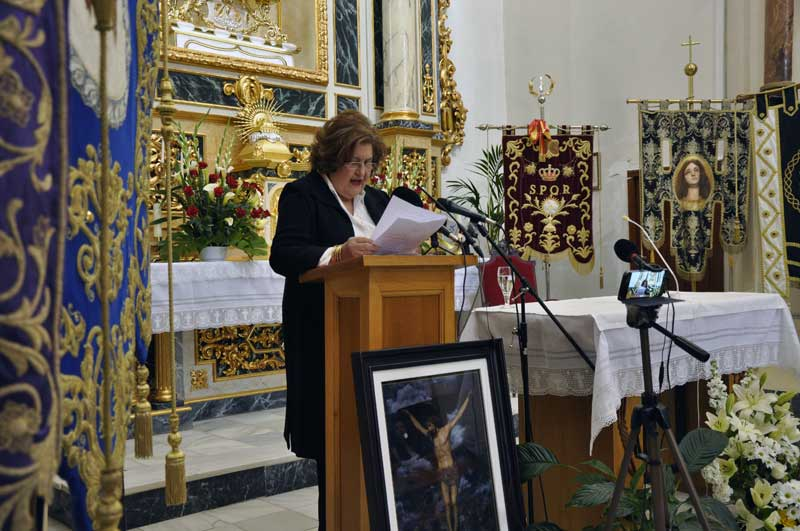 Pregón de Semana Santa 2018