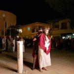 Representación del Prendimiento, Hoya del Campo-Abarán, Semana Santa 2018