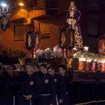 Procesión del Prendimiento, Abarán, Semana Santa 2018