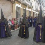 Procesión de la mañana de Viernes Santo, Abarán 2018