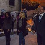 Representantes municipales, Abarán, Semana Santa 2018