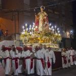 Santiago el Mayor, Abarán, Semana Santa 2018
