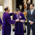 Juan Antonio Lorca nombrado Capataz de Honor del Cristo Resucitado