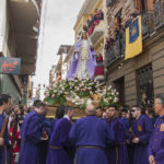 Procesión de La Reverencia, Abarán 2018