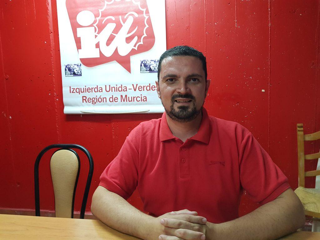 Juan CArlos Moreno 'Larry' IU Abarán