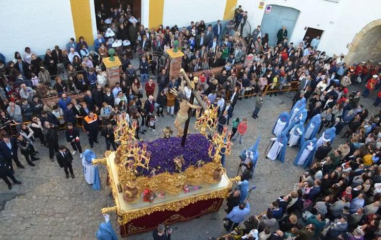 Cristo de los Afligidos de Utrera (Sevilla)