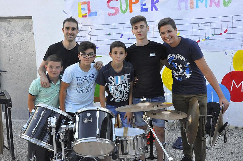 Clausura escuela de verano de música