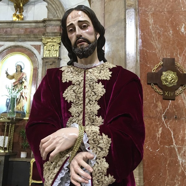 Cristo de la Salvación