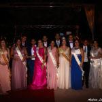 Coronación de las Reinas y Damas de las Fiestas de Hoya del Campo