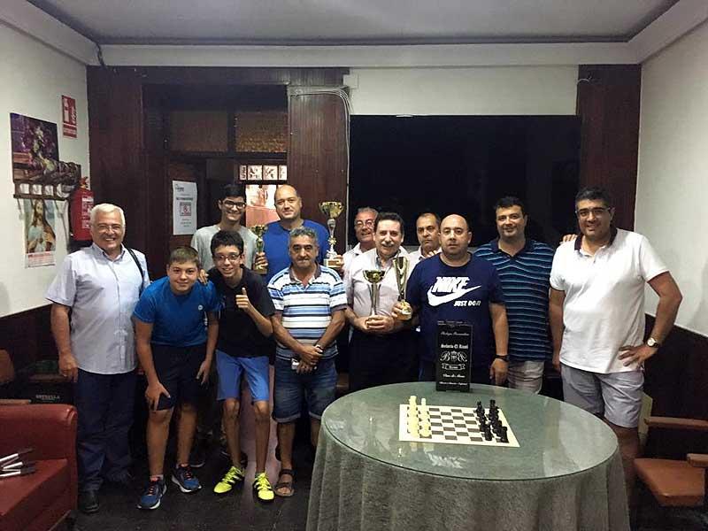 Torneo de Ajedrez Casino de Abarán