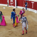 Pepín Liria corta dos orejas a sus segundo toro en Abarán