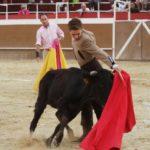 Los alumnos de la Escuela Taurina de Murcia ofrecen hoy una clase práctica en Abarán