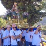 Este domingo tendrá lugar la tradicional bajada de la Virgen del Oro