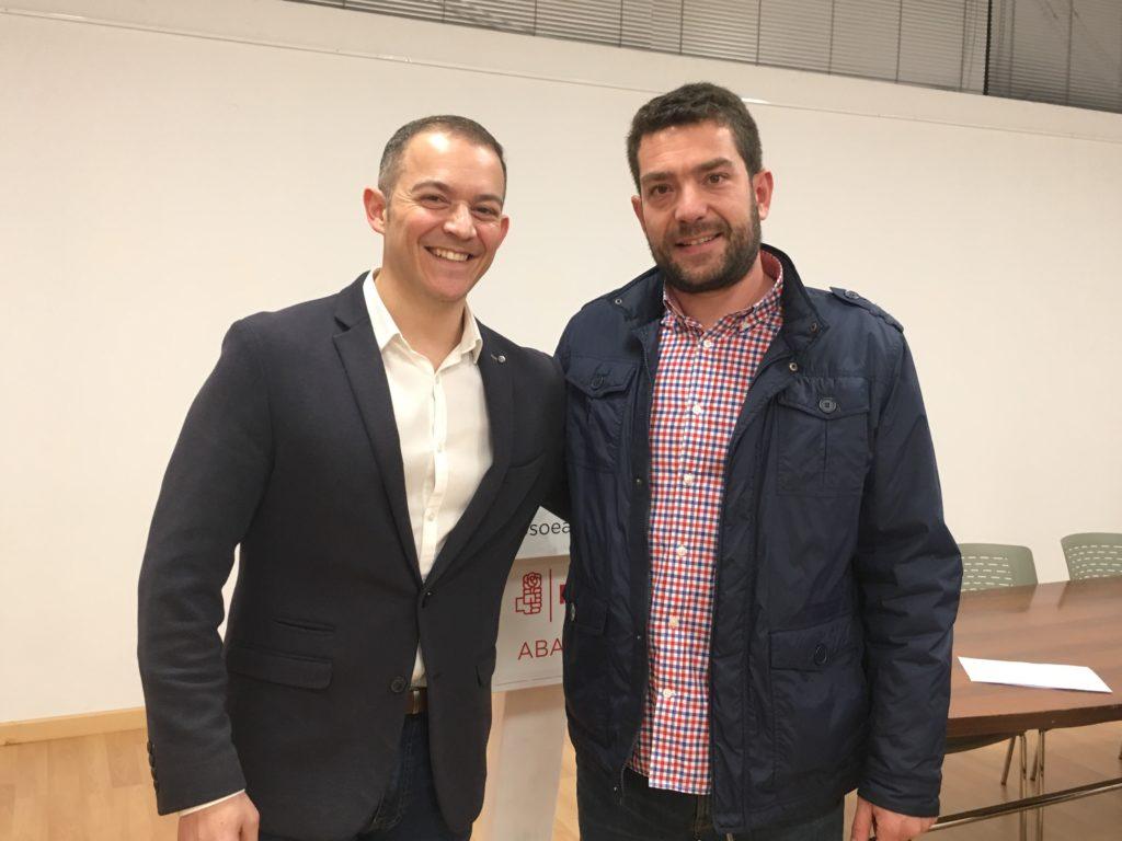 Jesús Gómez Montiel será el candidato del PSOE a la alcaldía de Abarán