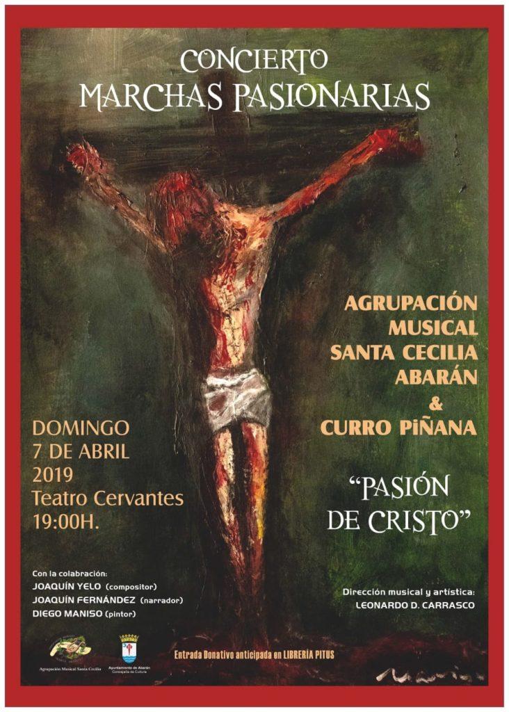 Tradicional concierto de Marchas Pasionarias