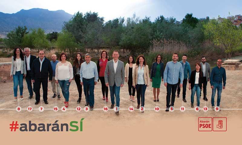 Candidatura PSOE