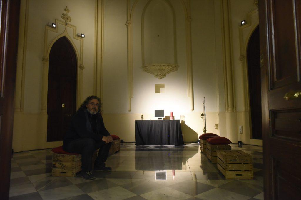 Hoy, a las 20:00 horas en la Iglesia de San Pablo, exposición sonora comentada sobre la procesión del Silencio en Abarán
