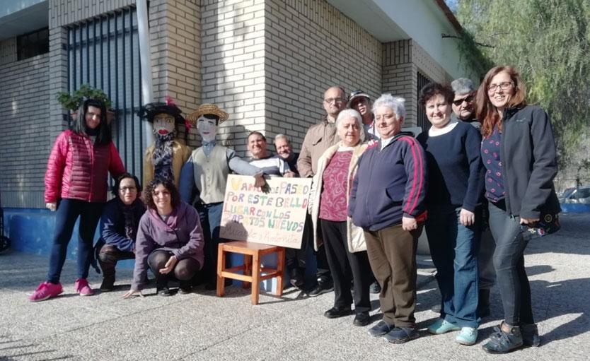 Actividades extraordinarias del Centro ocupacional La Noria