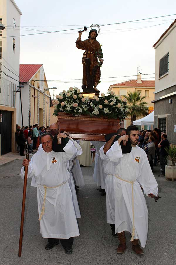 procesión San José Artesano